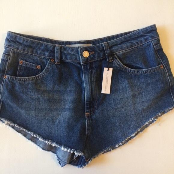78fb51cf41 Topshop Shorts | Kiri | Poshmark